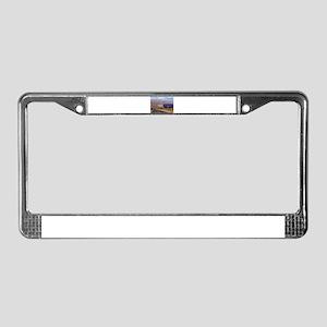 Death Valley Free Speech License Plate Frame