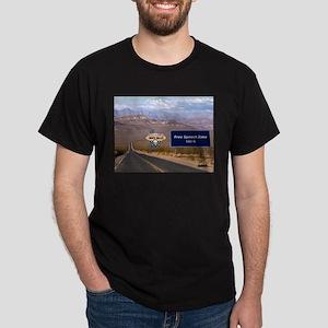 Death Valley Free Speech Dark T-Shirt