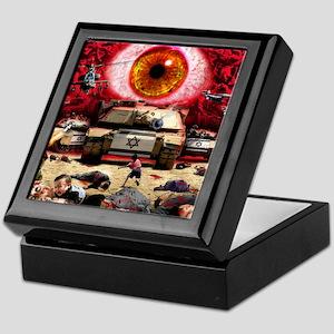 Israel Eye Keepsake Box