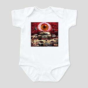 Israel Eye Infant Bodysuit