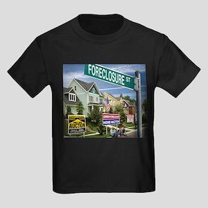 Foreclosure Street Kids Dark T-Shirt