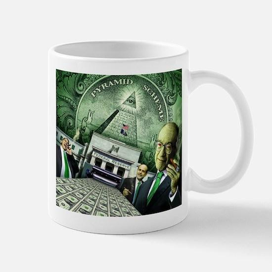 Pyramid Scheme Mug