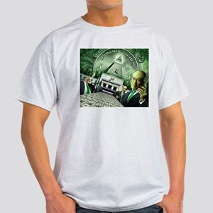 Pyramid Scheme Light T-Shirt