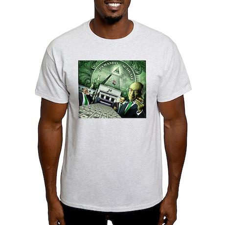Pyramid Scheme Light T-Shirt