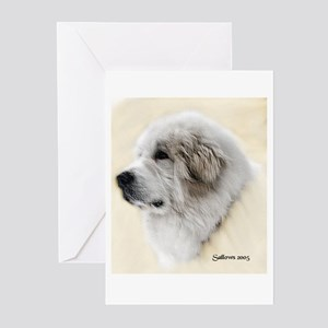 pyrenees note Cards (Pk of 10)