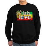 Jah Love Sweatshirt (dark)