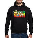 Jah Love Hoodie (dark)
