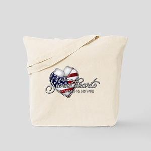 America's Sweethearts - An Ai Tote Bag