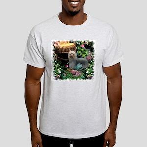 Silky Terrier Art Light T-Shirt