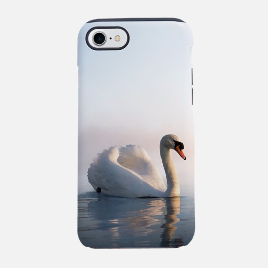 Swan Sunrise iPhone 7 Tough Case