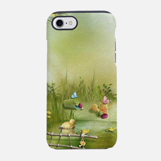 Easter Landscape iPhone 7 Tough Case