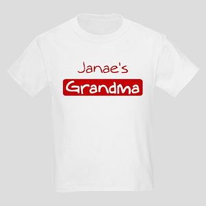 Janaes Grandma Kids Light T-Shirt