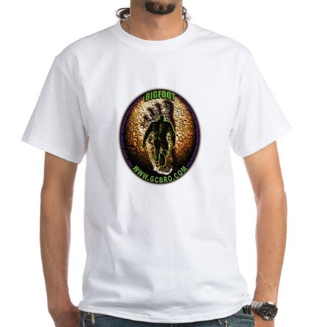 new-GCBRO-logo-white T-Shirt