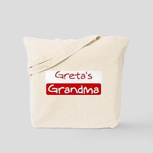 Gretas Grandma Tote Bag