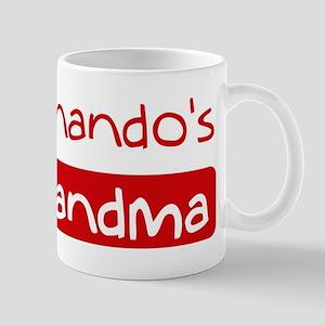 Fernandos Grandma Mug
