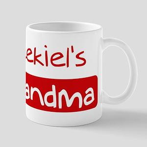 Ezekiels Grandma Mug