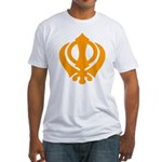 Just Khanda Fitted T-Shirt