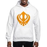 Just Khanda Hooded Sweatshirt