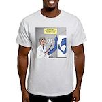 T-Rex Prosthetic Arm Light T-Shirt
