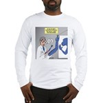 T-Rex Prosthetic Arm Long Sleeve T-Shirt
