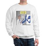 T-Rex Prosthetic Arm Sweatshirt