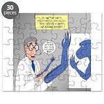 T-Rex Prosthetic Arm Puzzle