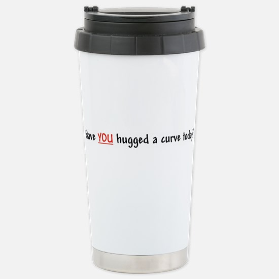 Miata Lover's Stainless Steel Travel Mug