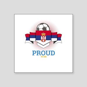 Football Serbs Serbia Soccer Team Sports F Sticker