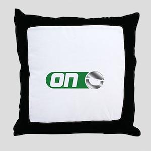 Sloth Mode On Funny Sleepy Sloths Wil Throw Pillow
