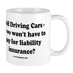 Self Driving Cars Mug