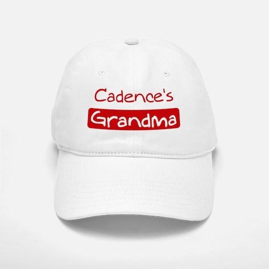 Cadences Grandma Baseball Baseball Cap