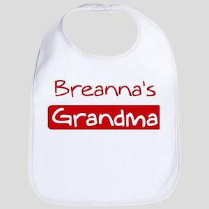 Breannas Grandma Bib