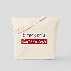 Brandens Grandma Tote Bag