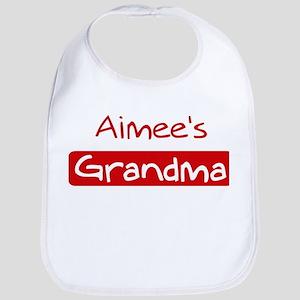 Aimees Grandma Bib