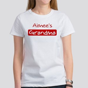 Aimees Grandma Women's T-Shirt