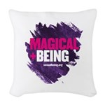 Dcbeings Woven Throw Pillow