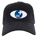 Dcbeings Black Cap With Patch