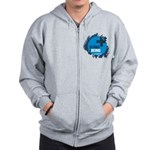 Dcbeings Zip Hoodie Sweatshirt