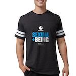 Dcbeings Mens Football Shirt T-Shirt