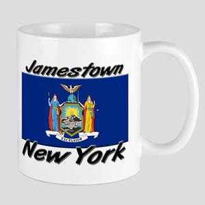 Jamestown New York Mug
