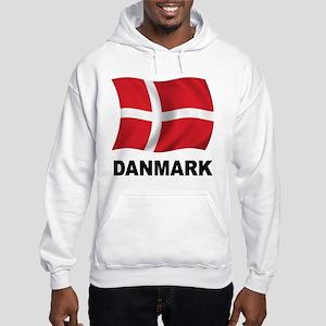 Danmark Hooded Sweatshirt