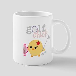 Golf Chick Mug