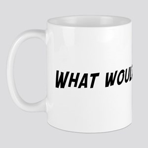 What would Allan do? Mug