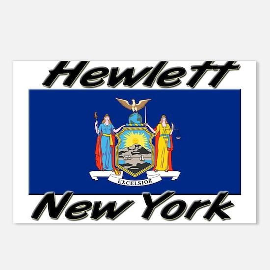 Hewlett New York Postcards (Package of 8)