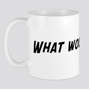 What would Al do? Mug