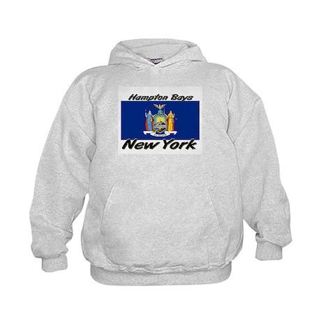 Hampton Bays New York Kids Hoodie