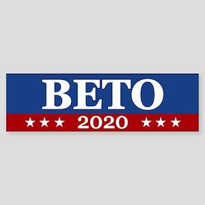 Beto 2020 Bumper Sticker