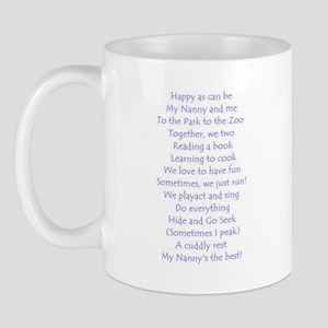 A POEM FOR NANNY Mug