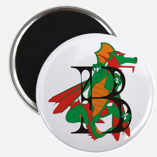 Dragon B Magnet