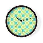 Gusto Poolside Wall Clock